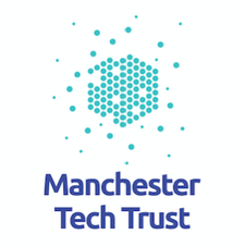 University of Manchester, Manchester Tech Trust and SVC2UK logo