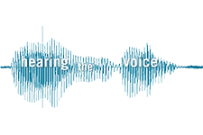 Hearing the Voice, Durham University logo