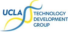 UCLA TDG Events logo