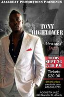 Tony Hightower Live at Acoustix
