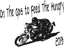 On The Gas For The Hungry Motorcycle Charity Ride and B...