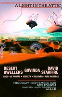 A LIGHT IN THE ATTIC ft DESERT DWELLERS, GOVINDA ++