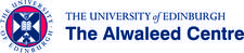 The Alwaleed Centre, University of Edinburgh logo