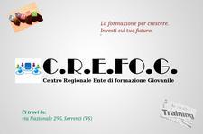 C.R.E.FO.G. logo