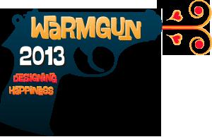 Warm Gun: Designing Happiness 2013