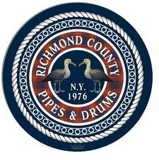 Richmond County Pipes & Drums logo