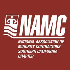 National Association of Minority Contractors, Southern California logo