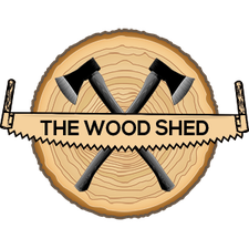The Wood Shed - Axe Throwing logo