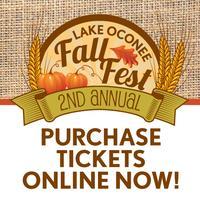 2nd Annual Lake Oconee Fall Fest