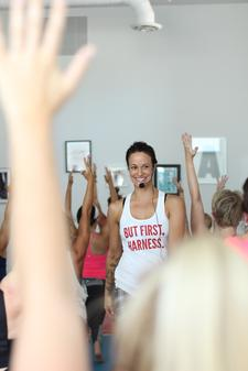 Diana Vitantonio // BREATHLESS yoga logo