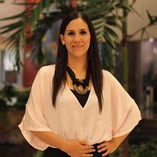Cindy de la Fuente logo