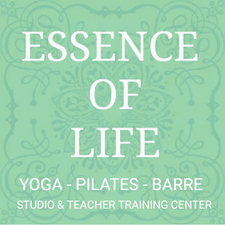 Essence of Life Yoga & Pilates Studio  logo
