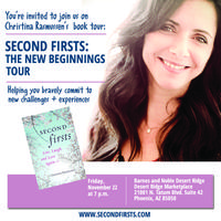 Second Firsts: The New Beginnings Tour IN PHOENIX