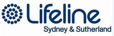 Lifeline Sydney & Sutherland logo