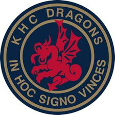 KHC Dragons logo