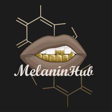 Melanin Hub logo