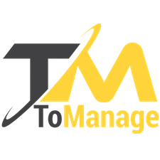 TOMANAGE logo