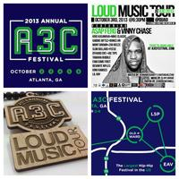 LOUD Music Tour A3C x A$AP Ferg After Party