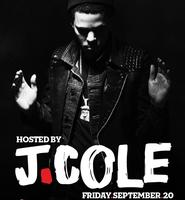 J. Cole at The Bank Nightclub