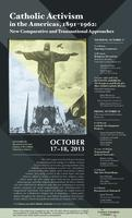Conference: Catholic Activism in the Americas,...