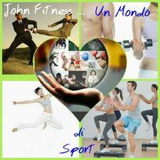 Palestra John Fitness logo