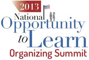 Opportunity to Learn Education Town Hall