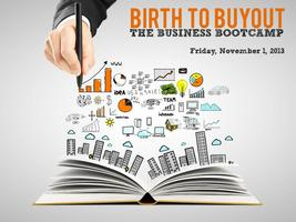 Birth to Buyout: The Business Startup Bootcamp