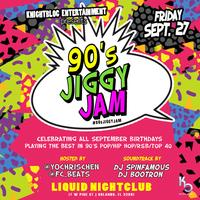 KnightBloc Entertainment presents: 90's Jiggy Jam 2013