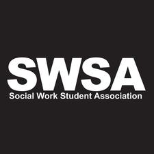 Social Work Student Association (SWSA logo