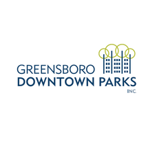 Greensboro Downtown Parks logo