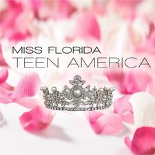 Miss Florida Teen America Pageant / Royal Pageantry, Inc. logo
