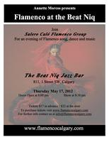 Flamenco at the Beat Niq