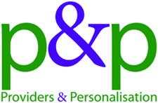 Providers & Personalisation logo
