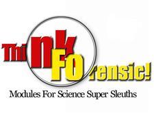 Think Forensic logo
