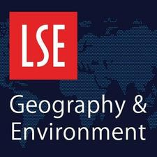 Department of Geography & Environment, LSE logo