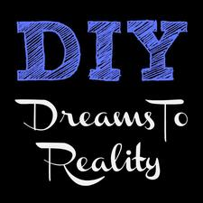 DIY Dreams To Reality logo