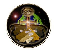 ONE NATION UNDER GOD RECORDS logo