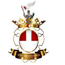 Hotel Ungheria Varese 1946 logo