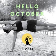 Jivati Yoga logo
