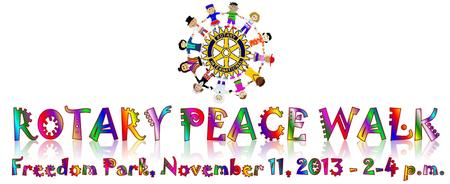 Rotary Peace Walk