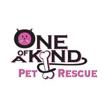 One of A Kind Pet Rescue logo