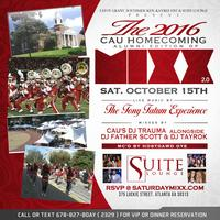 The CAU Alumni Homecoming takeover & Libra Celebration...