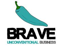 Brave Unconventional Business logo