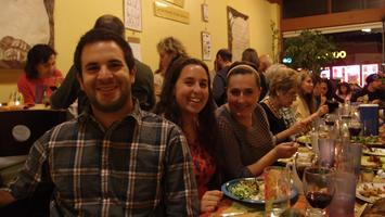 Ekar's Farm to Fork Dinner at SAME Cafe