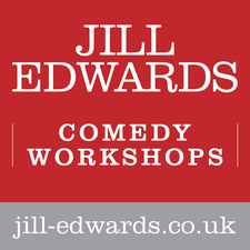 Jill Edwards Comedy Workshops logo