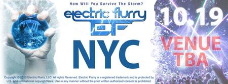 Church's Crew List @ Electric Flurry