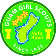 Guam Girl Scouts logo