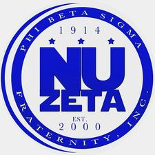 Nu Zeta Chapter of Phi Beta Sigma Fraternity, Inc. logo