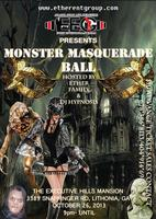 Ether Entertainment's Monster Masquerade Ball