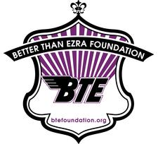 Better Than Ezra Foundation logo
